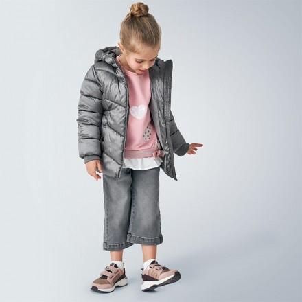 Abrigo acolchado niña de Mayoral modelo 4420