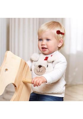 Sudadera fantasia pelo bebe niña de Mayoral modelo 2402