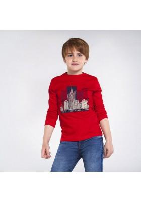 Camiseta manga larga city Niño de Mayoral modelo 7049