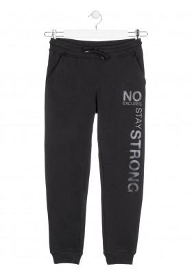 pantalon de felpa no perchadade Losan para niño modelo 023-6018AL