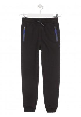 pantalon con bolsillos con cremallerasde Losan para niño modelo 023-6012AL