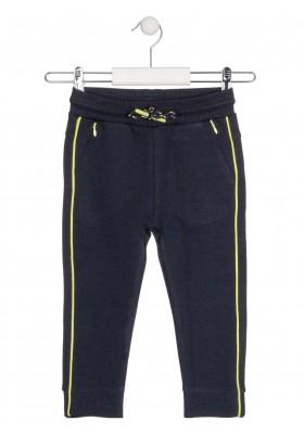pantalon de interlockde Losan para niño modelo 025-6016AL