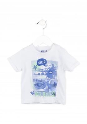 Camiseta manga corta LOSAN bebe niño