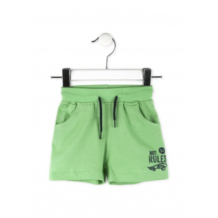 Pantalon xandall corto