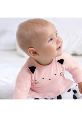 Conjunto Polaina de Mayoral para bebe niña modelo 1563