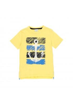 """Camiseta punto """"ancla"""" de niño Boboli modelo 502030"""