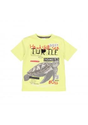 Camiseta punto manga corta de niño Boboli modelo 592040