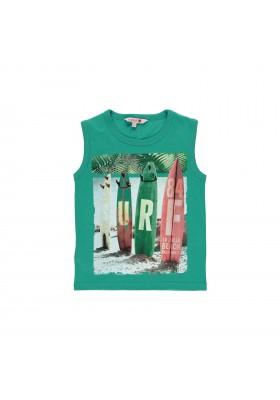 """Camiseta punto """"surfing 84"""" de niño Boboli modelo 832104"""