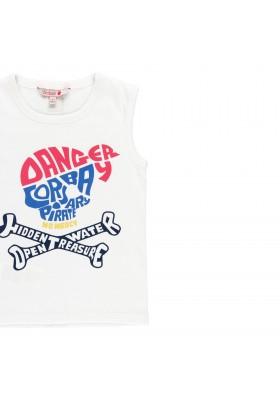 """Camiseta punto """"pirata"""" de niño Boboli modelo 832249"""