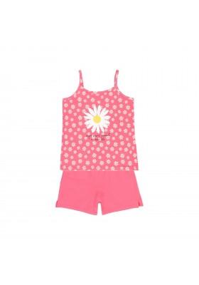 Pijama punto tirantes de niña Boboli modelo 922036