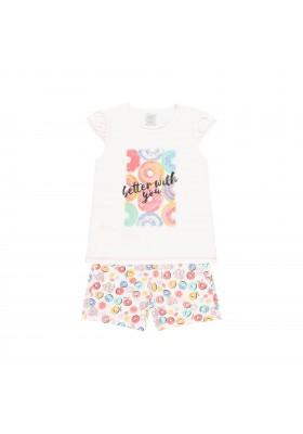 Pijama punto dulces de niña Boboli modelo 922070