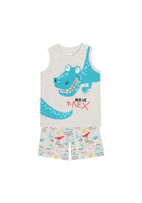 Pijama punto dinosaurios de niño Boboli modelo 932071