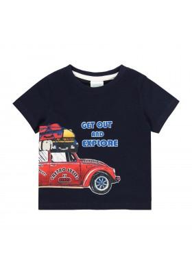 "Camiseta punto ""summer"" de bebé niño Boboli modelo 332097"