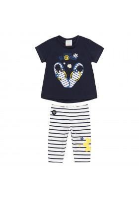 """Pack punto """"summer"""" de bebé niña Boboli modelo 202059"""