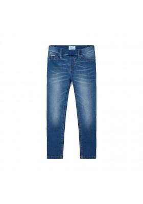 Pantalon cerrado tejano basic Mayoral para niña modelo 548