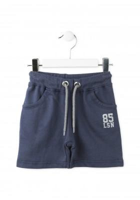 Pantalon chandal corto LOSAN niño