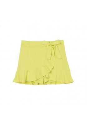 Falda pantalon viscosa Mayoral para niña modelo 6913
