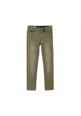 Pantalon tejano skinny fit Mayoral para niño modelo 6557