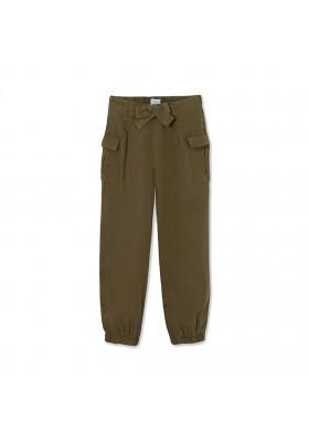 Pantalon fluido bolsillos Mayoral para niña modelo 6544