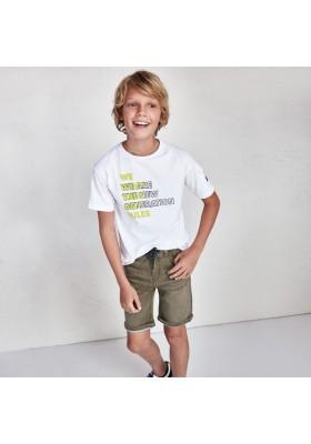 Bermuda tejana cordon Mayoral para niño modelo 6295