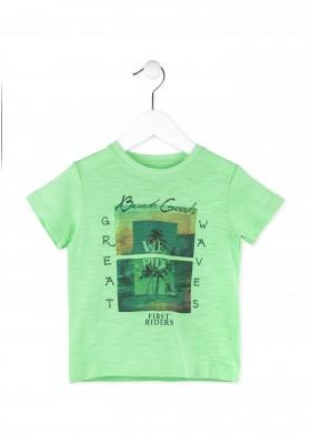 Camiseta manga corta LOSAN niño