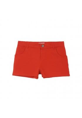 Pantalon corto felpa Mayoral para niña modelo 6276