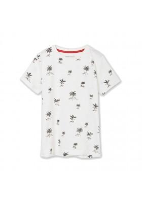 Camiseta manga corta all over print Mayoral para niño modelo 6086