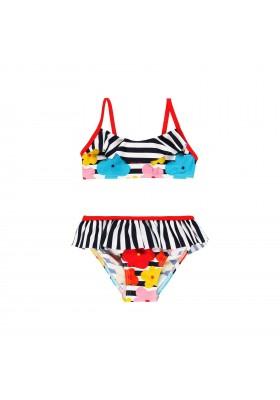 Bikini listado de niña Boboli modelo 822473