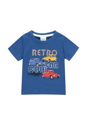 Camiseta punto coches de bebé niño Boboli modelo 332031