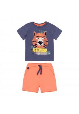 "Pack punto ""tigre"" de bebé niño Boboli modelo 342100"