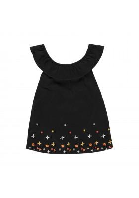 Camiseta punto con lazo de niña Boboli modelo 462136
