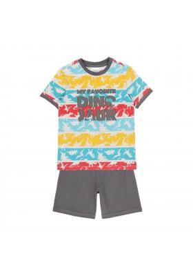 Pijama punto manga corta de niño Boboli modelo 932105