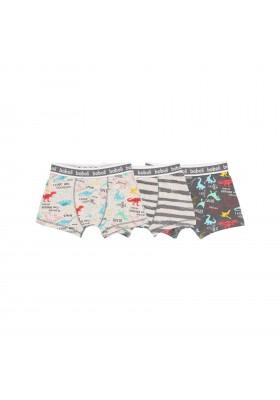 Pack 3 boxers de niño Boboli modelo 932093