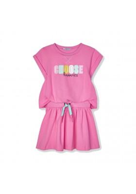 Vestido Mayoral para niña modelo 3958