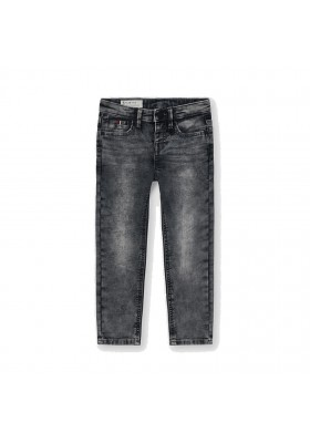 Pantalon tejano soft denim 5b Mayoral para niño modelo 3572