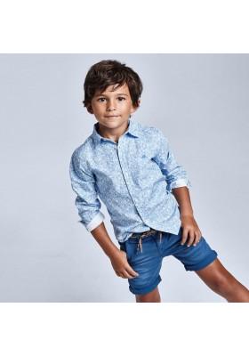 Bermuda cordon detalles Mayoral para niño modelo 3234