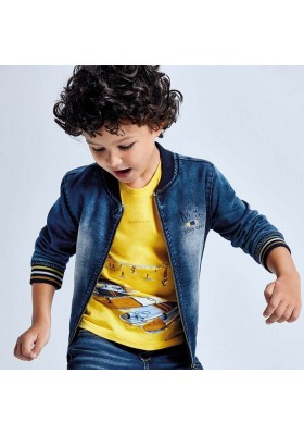 "Camiseta manga corta ""have a nice day Mayoral para niño modelo 3034"
