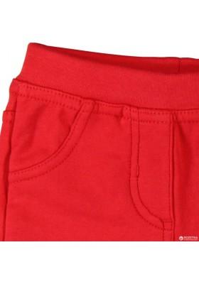 Pantalón corto bebe niña BOBOLI color rojo