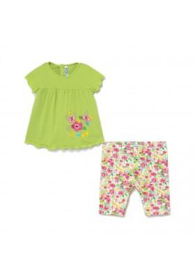 Conjunto leggings bordado Mayoral para bebe niña modelo 1718