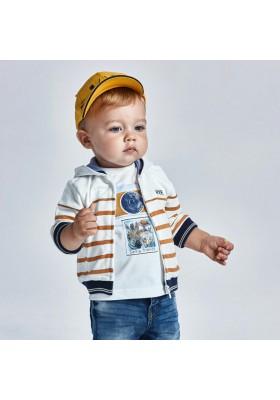 Camiseta manga corta lenticular Mayoral para bebe niño modelo 1003