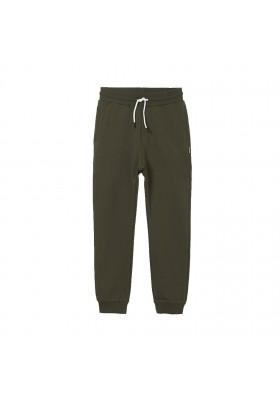 Pantalon felpa basico puños Mayoral para niño modelo 744