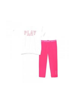 Conjunto leggings play Mayoral para niña modelo 6730