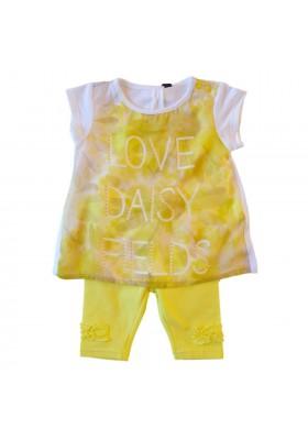 Conjunto legging bebe niña LOSAN