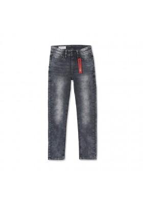 Pantalon tejano soft denim Mayoral para niño modelo 6555