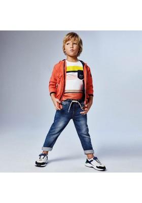 Pant. tejano soft denim jogge Mayoral para niño modelo 3567