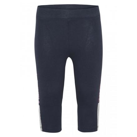 legging con estampado lateral Losan para niña modelo 116-6026AL