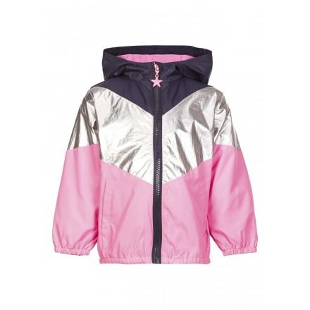 parka con capucha Losan para niña modelo 116-2005AL