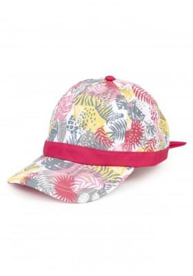 gorra estmapada Losan para niña modelo 114-A001AL