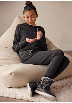 Conjunto pantalon largo tricot de Mayoral para niña modelo 7572