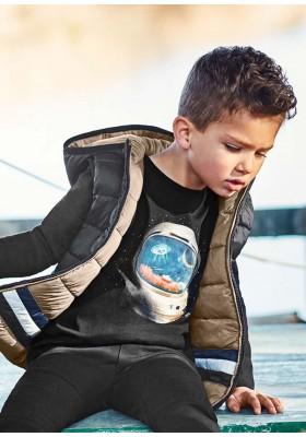 Camiseta manga larga lenticular de Mayoral para niño modelo 4089